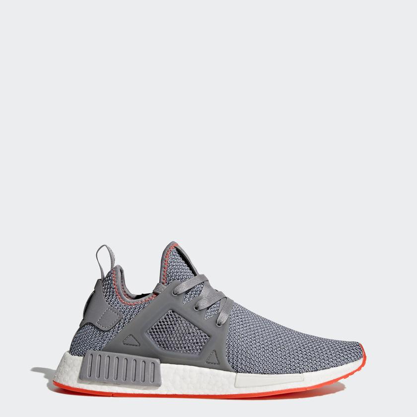 adidas Originals NMD XR1 Color Grey Three/Grey Three/Solar Red