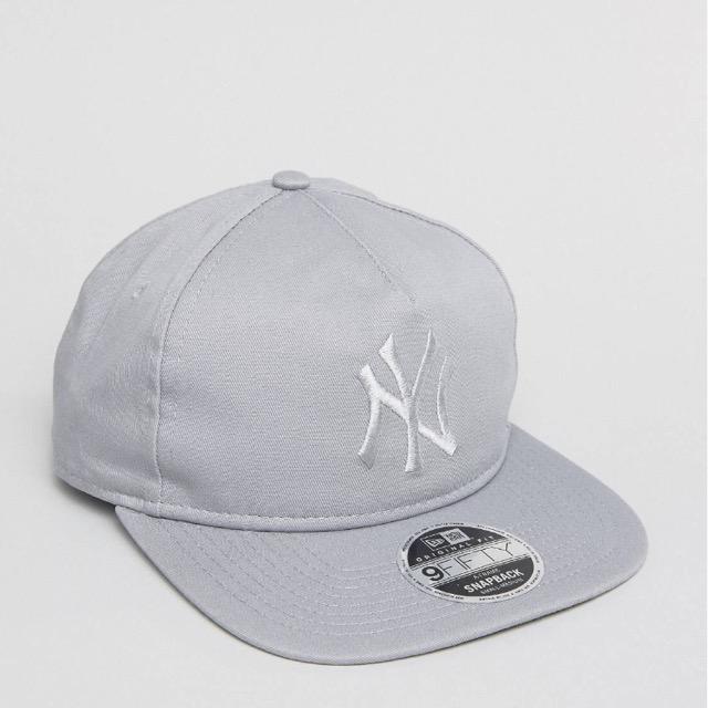 หมวก New Era 9Fifty Snapback Cap Unstructured(ไม่มีโครงหมวก) NY Yankees