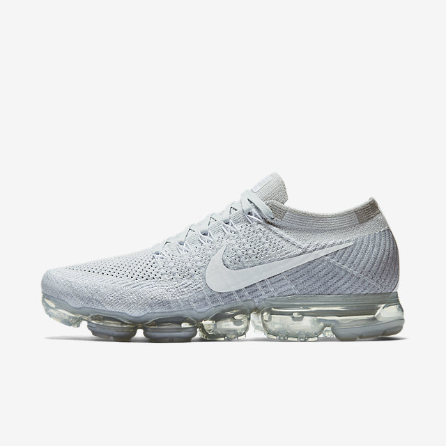 Nike Air VaporMax Color Pure Platinum/Wolf Grey/White