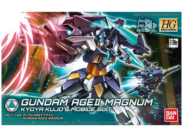 1/144 HGBD 001 GUNDAM AGE II MAGNUM