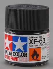 ACRYLIC XF-63 GERMAN GREY