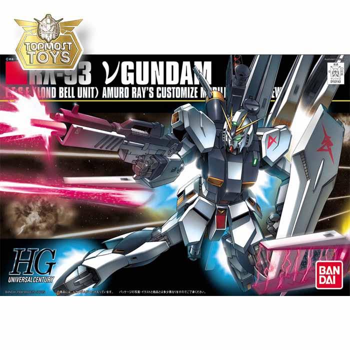 1/144 HGUC 086 RX-93 ν Gundam