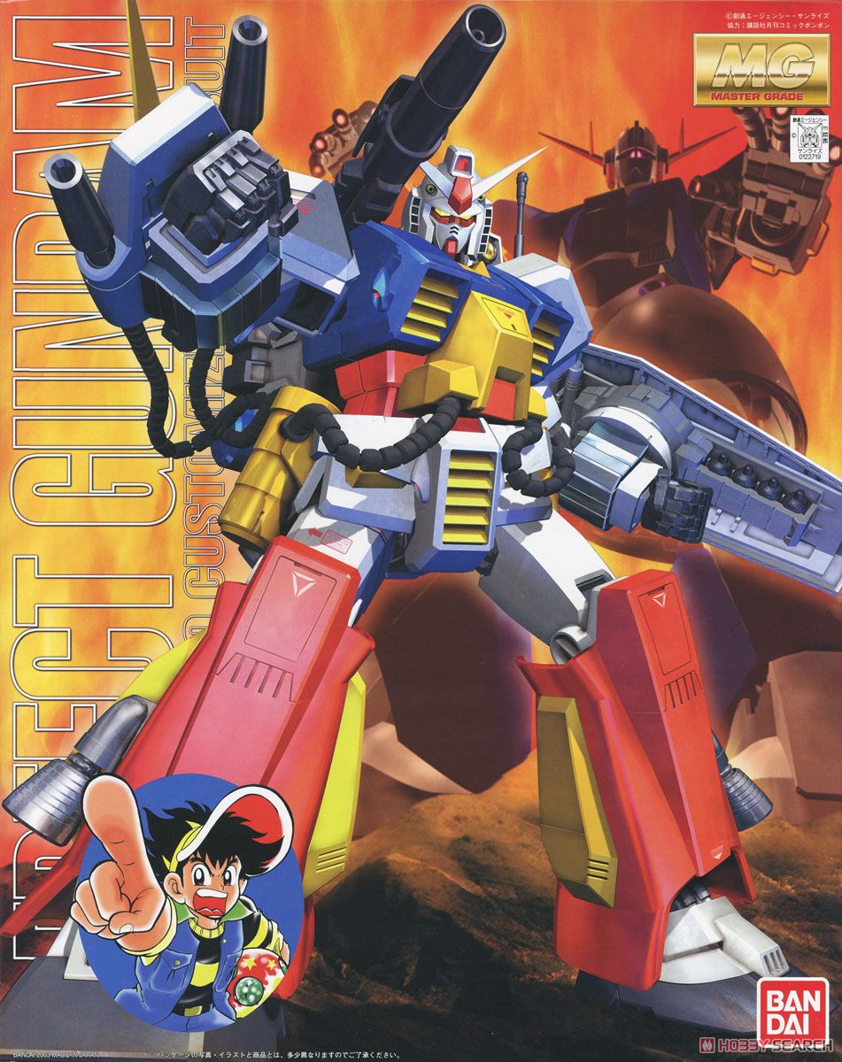 1/100 MG PF-78-1 Perfect Gundam