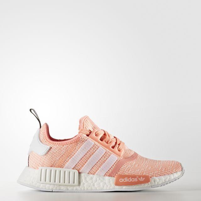 adidas NMD R1 Color Sun Glow/Footwear White/Haze Coral