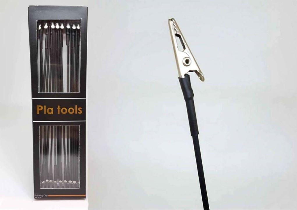 Painting clip (20 pcs.) (Pla Tools)