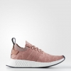 NMD_R2 PRIMEKNIT Color Raw Pink /Raw Pink /Grey สำเนา