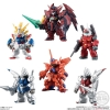 FW GUNDAM CONVERGE #10 (Full Set 6 Boxes)