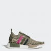 Adidas Originals NMD R1 PK Color St Major/Green Night/Shock Pink