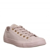 Converse All Star Low Leather Pale Mauve Blush Gold Exclusive