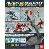 Gunpla Action Base 2 Gray