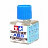 CEMENT: TAMIYA 87137 CEMENT for ABS 40ml.