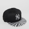 หมวก New Era 9 Fifty woman Cap NY Yankees Metallic Ray