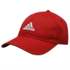 adidas Golf Cap Mens in Red