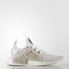 adidas Originals NMD XR1 Primeknit Color Footwear White/Pearl Grey