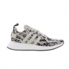 adidas NMD R2 Exclusive footlocker Color: Clear Brown-Black-White