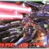 1/144 HG00 013 GN Arms Type E + Gundam Exia (Transam Mode)