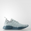 Adidas Originals NMD R1 PK Color Tactile Green /Petrol Metalic