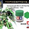 Tamiya 81528 Acrylic Mini X-28 Park Red (Gloss) - 10ml