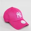 หมวก NEW ERA 9Forty woman Cap NY สีชมพู