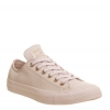 Converse All Star Low Leather Evening Sand Mono Exclusive