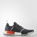 NMD_R1 - Color Dark Grey/Dark Grey/Semi Solar Red