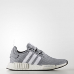 NMD_R1 BEDWIN SHOES Color Grey/ White/ White