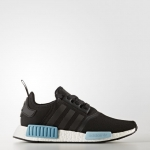 adidas Originals NMD R1 Color Core Black/Icey Blue