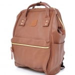 กระเป๋า Anello Mini หนัง รุ่น AT-B1212 สี BROWN (BR)