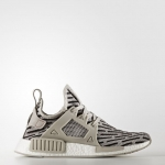 adidas Originals NMD XR1 Primeknit Color Clear Granite/Core Red