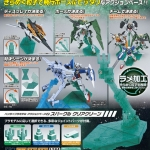 Gunpla Action Base 2 Sprakle Clear Green