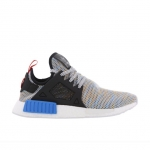 adidas Originals NMD XR1 Footlock Bright Blue-Black-Red