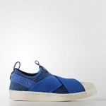 SUPERSTAR SLIP-ON SHOE in Blue