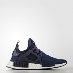 adidas Originals NMD XR1 Primeknit Color Collegiate Navy/Core Red