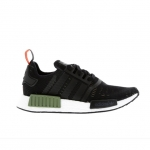 adidas NMD R1 Base Green-Core Black-White