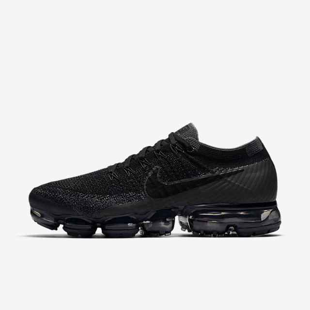 63b070783d41 Nike Air VaporMax  Black Anthracite  - สุดยอด 10 ร้าน เสื้อผ้านำเข้า ...
